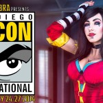 San Diego Comic-Con 2014 Cosplay Music Video by Sneaky Zebra