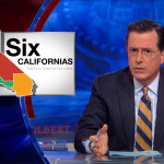 Stephen Colbert Tackles the Six Californias Initiative and Grills Tim Draper on His Plan to Split the State Apart