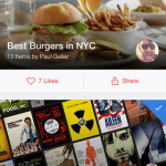 Socialist, A Handy App for Organizing and Sharing Lists of Things Like Restaurants and Movies