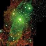 A Stunning Squid-Like Mosaic Image of a Recently Discovered Nebula