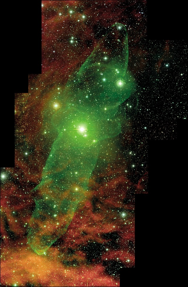Squid Nebula