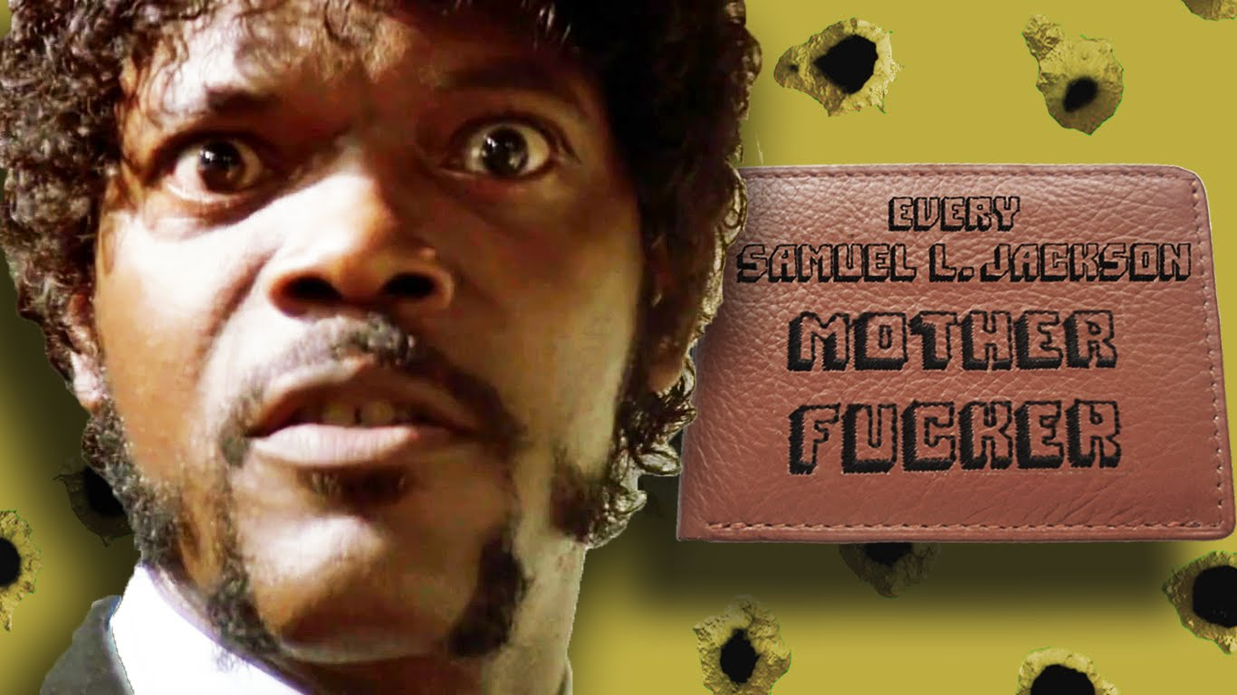 A Supercut of Every Time Samuel L. Jackson Says 'Motherf*cker' in a Movie