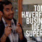Supercut of Ingenious Business Ideas Tom Haverford (Aziz Ansari) Comes Up With on NBC's 'Parks and Recreation'