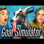 Teens React to the 'Goat Simulator' Video Game