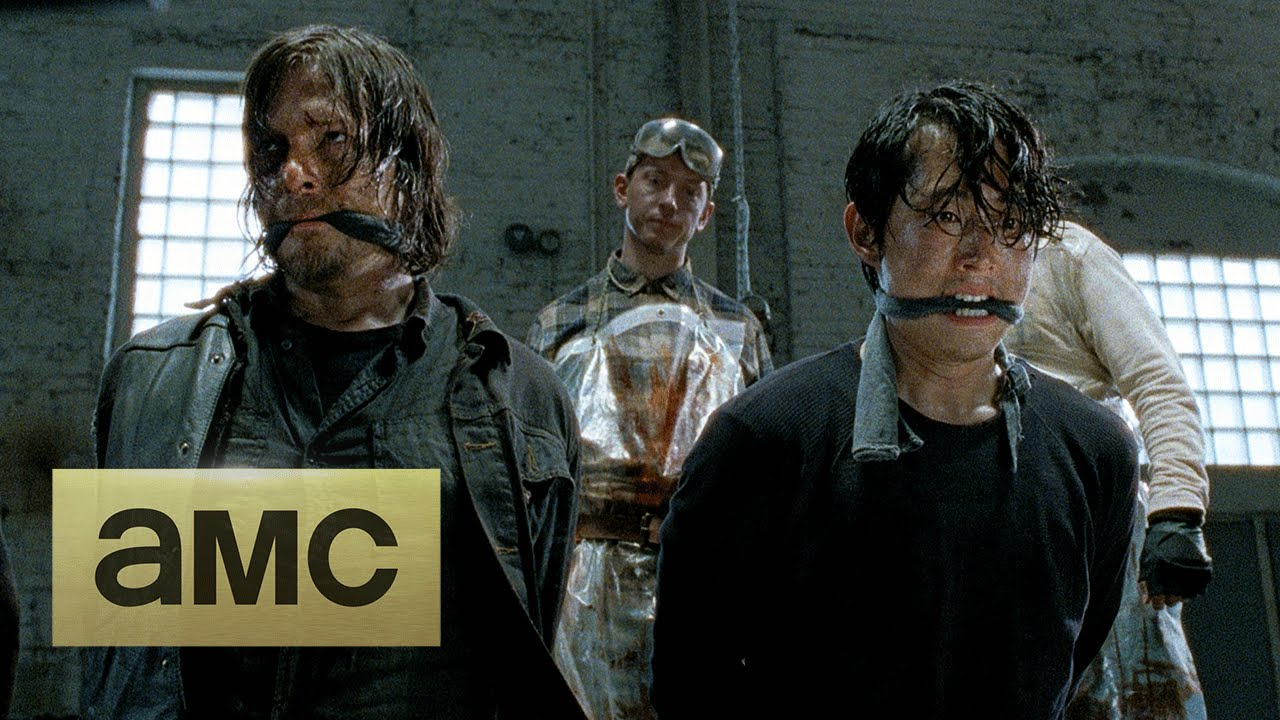 'The Walking Dead' Season 5 Trailer Reminds Everyone That Nobody's Safe