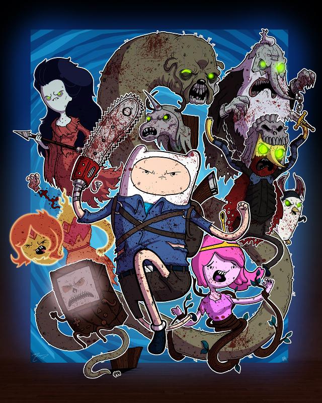 Evil Dead Time