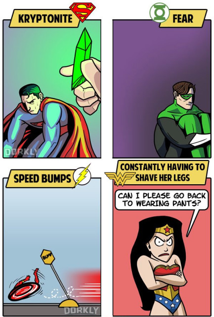 funny superhero comics - photo #6