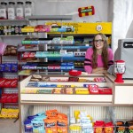 The Cornershop, A London Pop Up Store Filled with Felt Versions of Corner Store Products