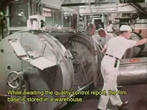 1958 Kodak Documentary on How Film is Made