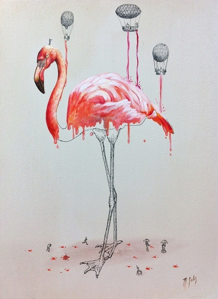 Animal Illustrations by Ricardo Solis