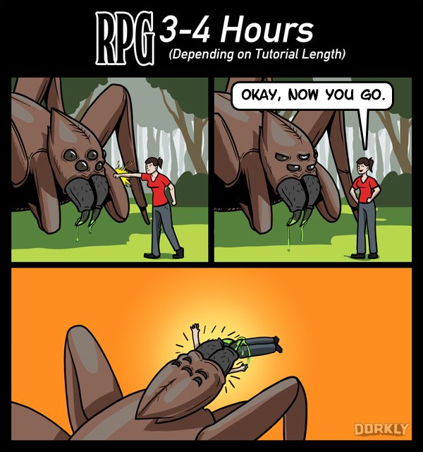 How Long You Would Last if Your Favorite Games Were Real