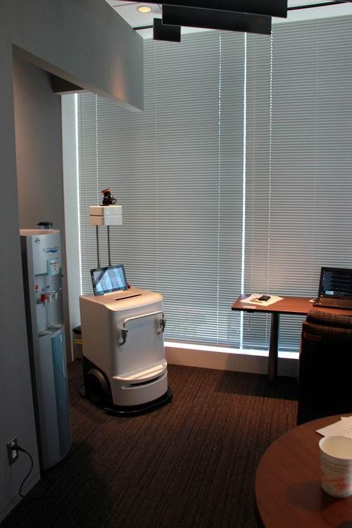 Robot Printer