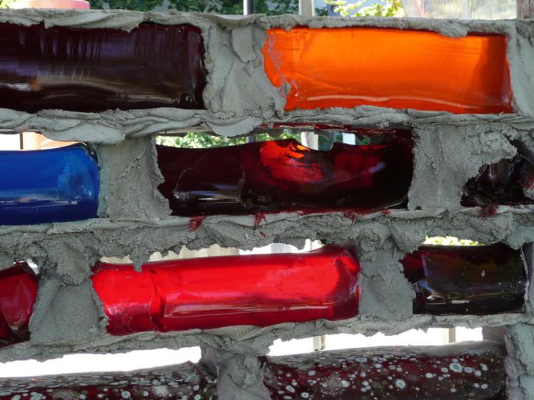 Jello Brick Wall by Robert Seng and Lisa Hein