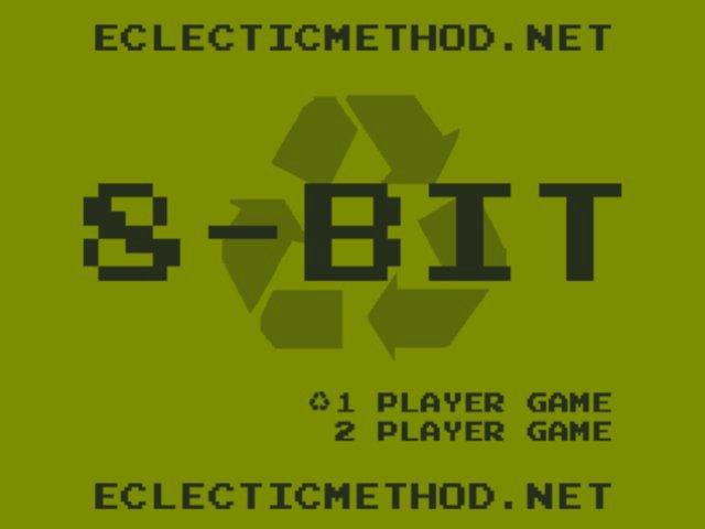 8 Bit Mixtape by Eclectic Method