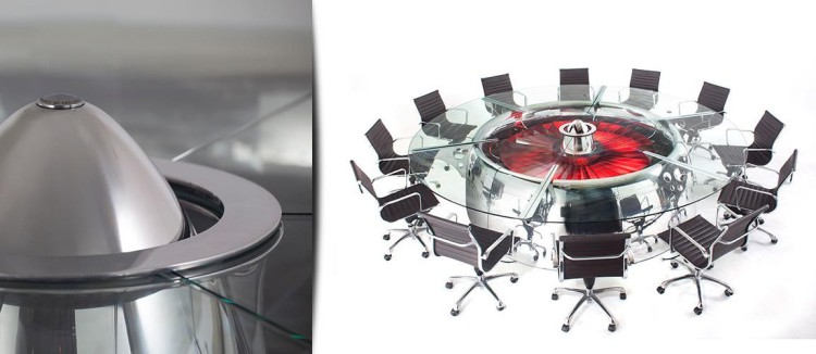 Boeing Table