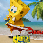 SpongeBob & His Pals Are Real in the Live-Action & Animated Film Sequel 'The SpongeBob Movie: Sponge Out of Water'