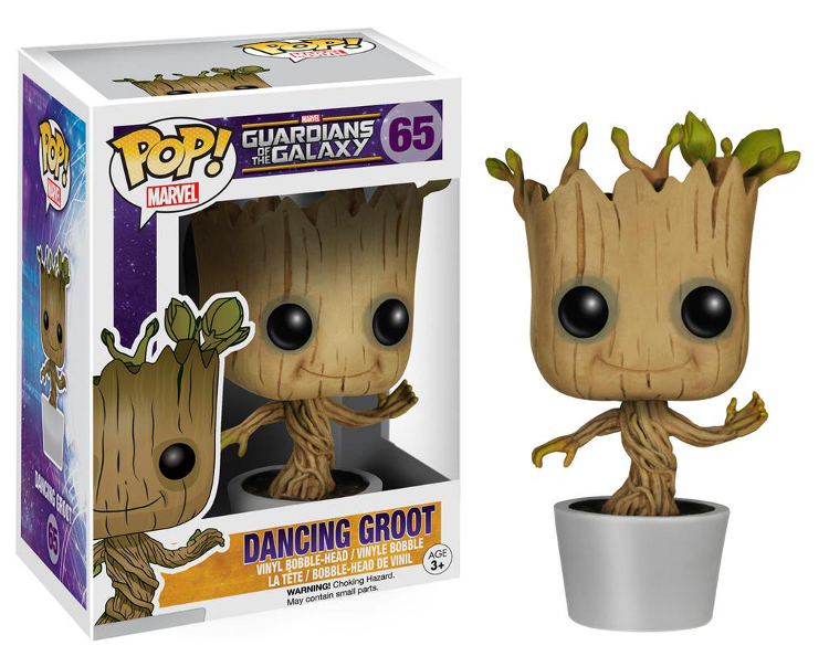 Marvel Guardians of the Galaxy Dancing Groot Toy