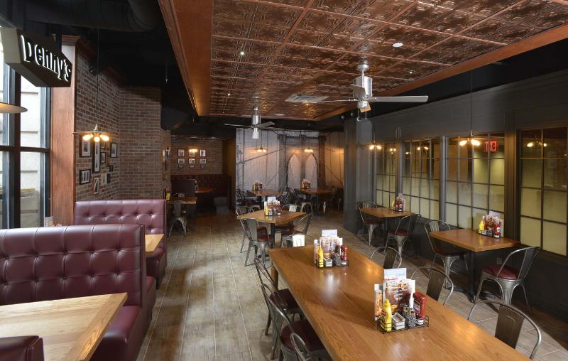 Denny's Opening First Restaurant in Manhattan, An Upscale Location Featuring a $300 Champagne 'Grand Slam'