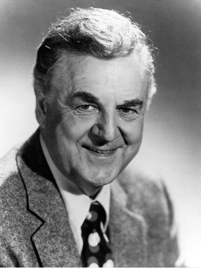 DON PARDO, Radio and Television Announcer
