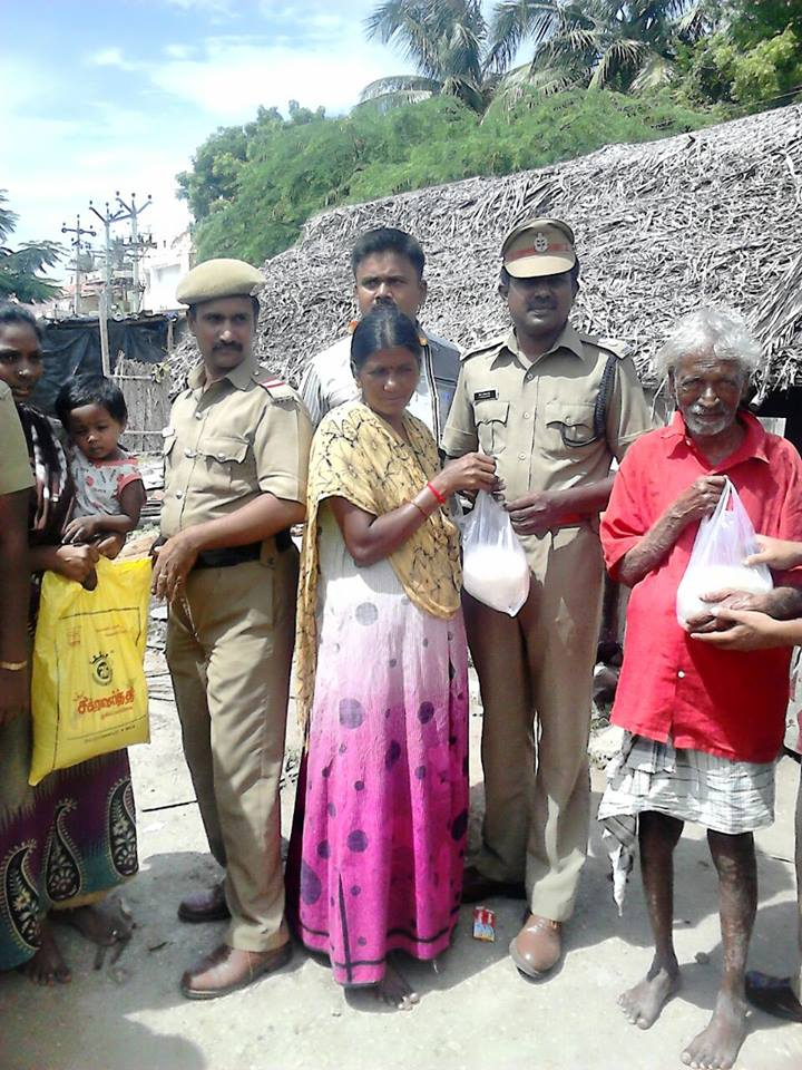 Home Guards Rice Bucket Challenge