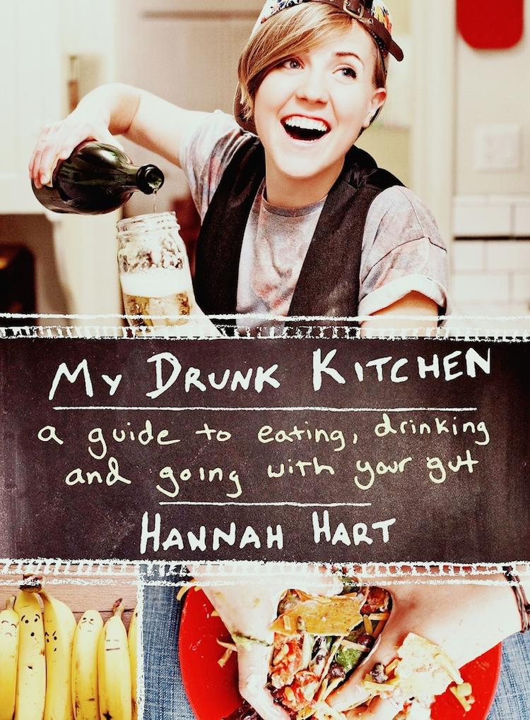 My Drunk Kitchen Book Recipes