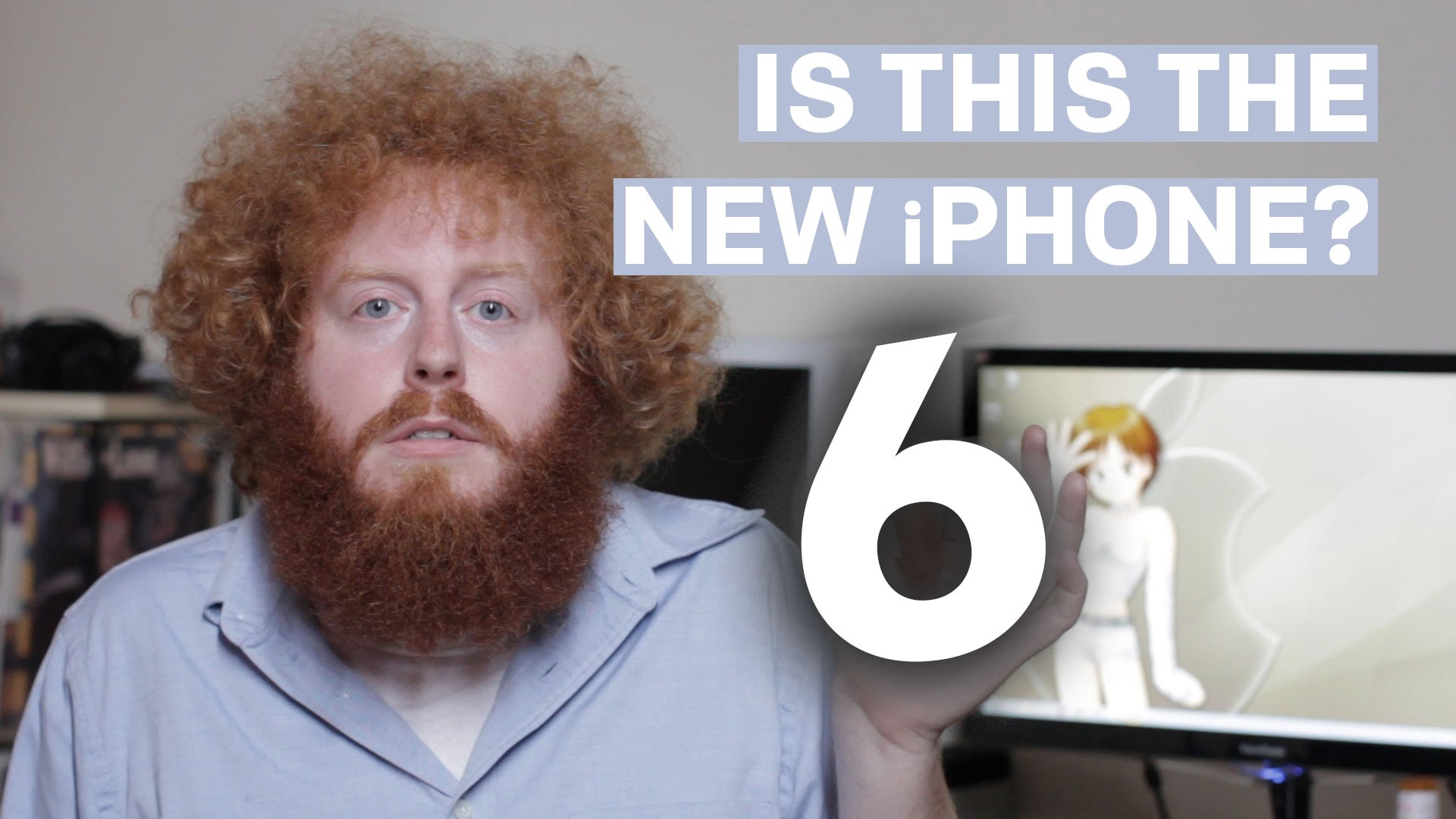 An Exclusive First Look at the New iPhone 6