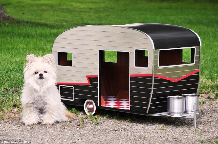 Pet Trailer Dog Houses For Sale