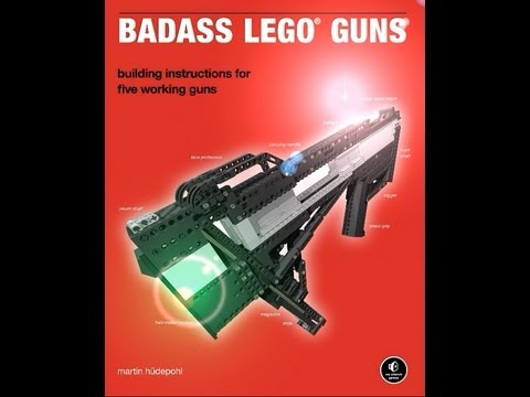 lego guns that shoot instructions