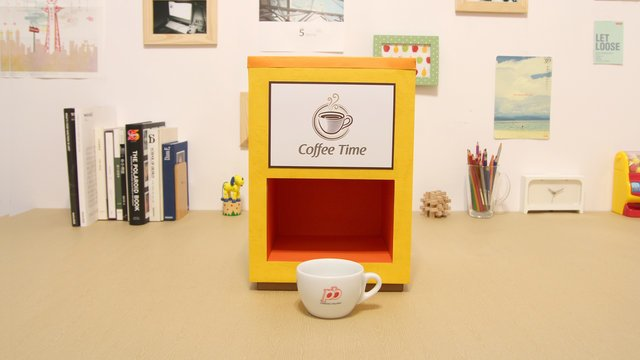 Coffee Time Stop-Motion Animation