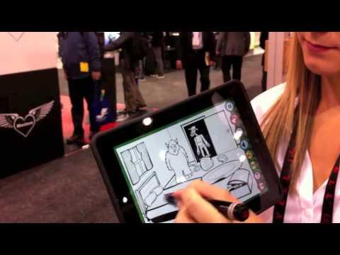 Crayola ColorStudio HD: A Coloring Book for iPad