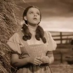 Dorothy Gale (Judy Garland) Performing a Death Metal Version of the Song 'Over the Rainbow' in 'The Wizard of Oz'