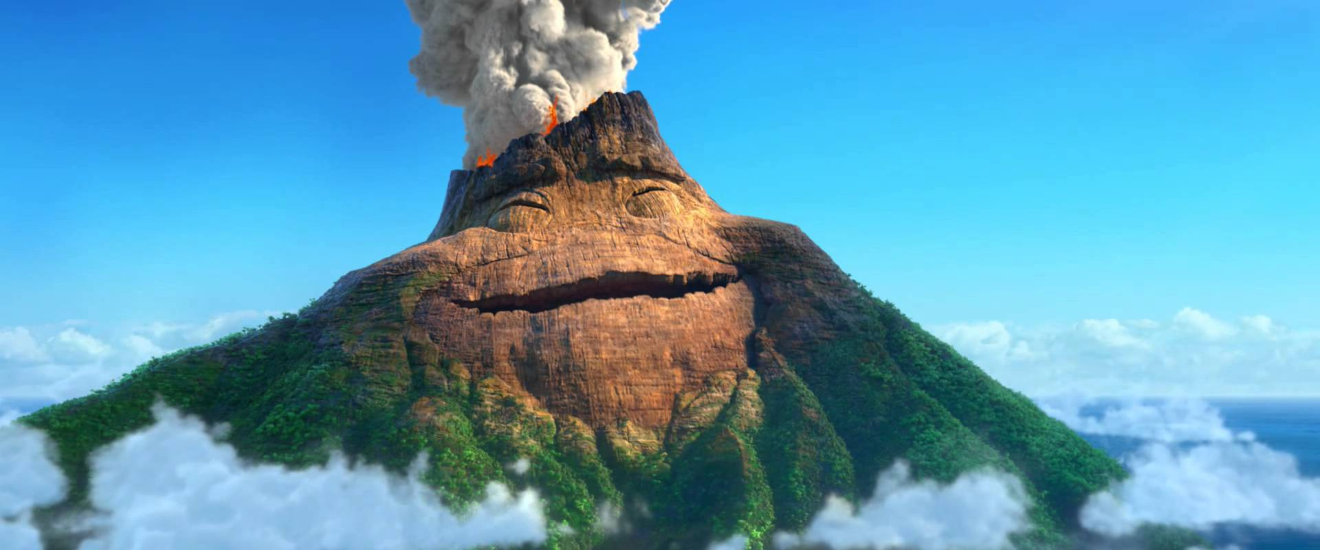 Lava', An Animated Short Film by Disney Pixar About a Hawaiian ...