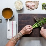 Forage, A Service That Delivers Pre-Prepped Ingredients for Quick Meal Cooking