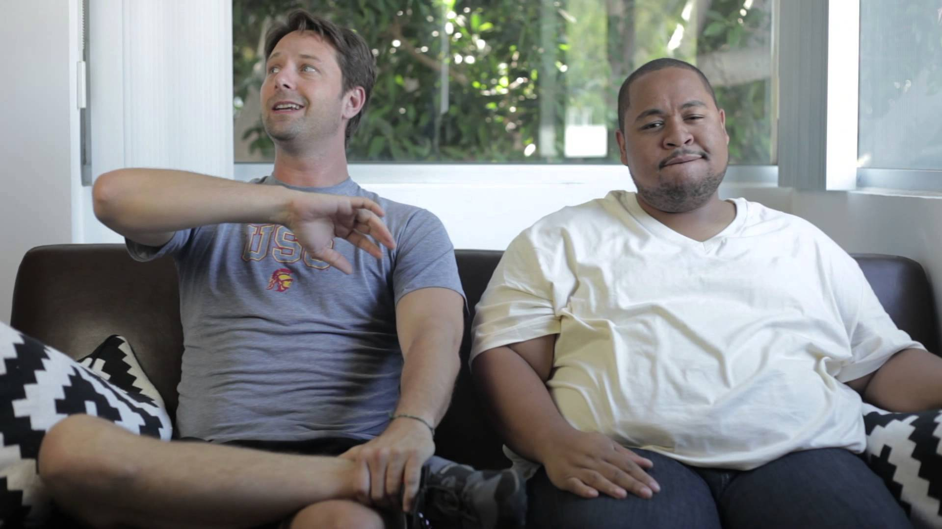 'Friends In Therapy', Unscripted Web Series About Two Guys Who Go to Therapy to Work Out Issues in Their Friendship