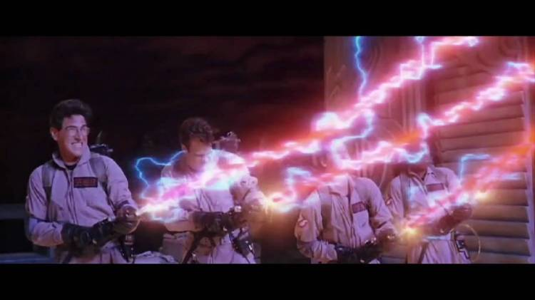Ghostbusters Meets Inception