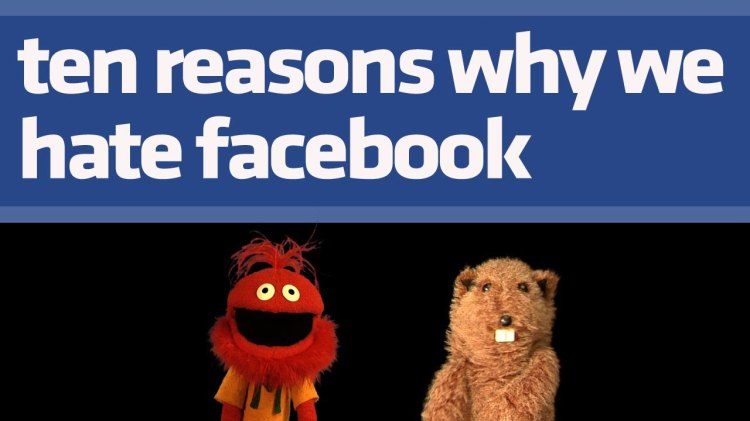 Glove and Boots Puppets Give 10 Reasons Why They Hate Facebook