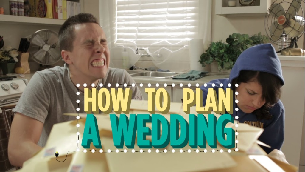'Honest' Advice on Planning a Wedding From CollegeHumor