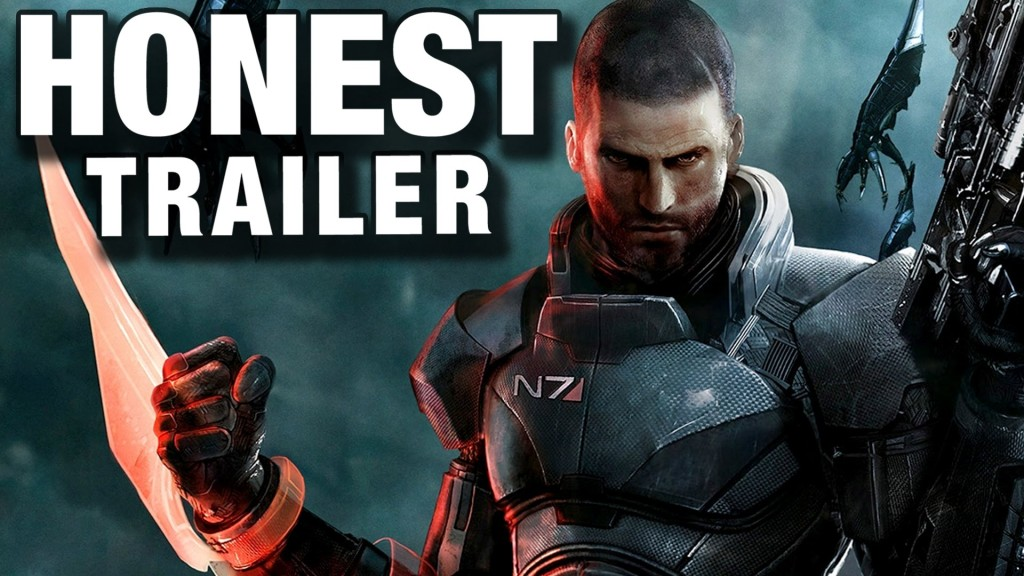 Honest Game Trailers – The 'Mass Effect' Video Game Series by Screen Junkies and Smosh