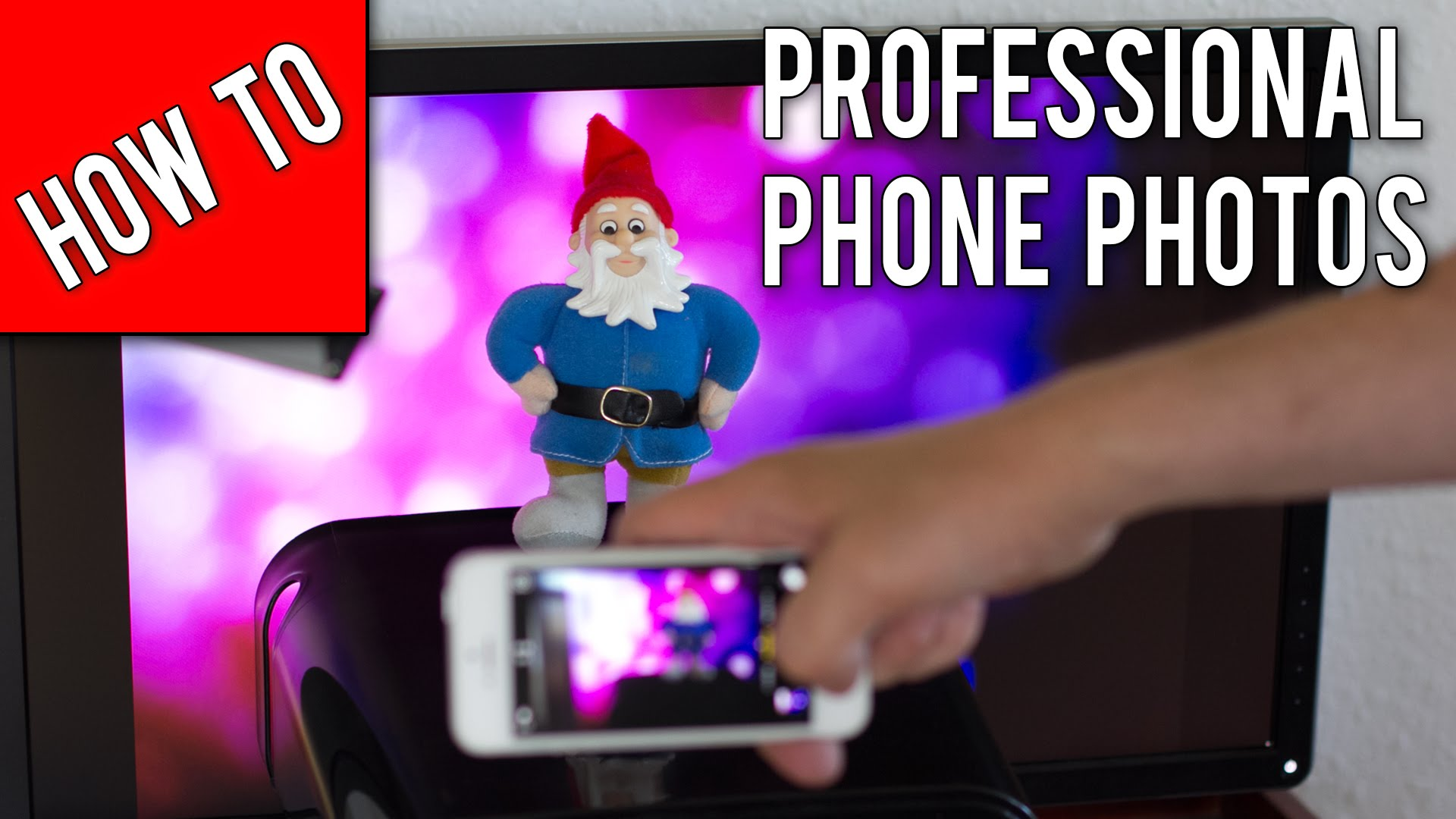 How to Take Professional Quality Photos With a Phone by Household Hacker