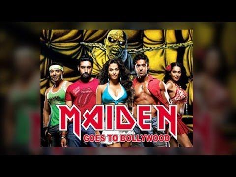 Iron Maiden vs. Bollywood Mashup by Wax Audio