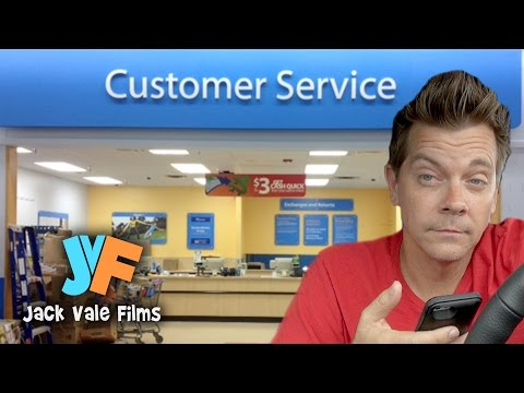 Jack Vale Calls Well-Known Retail Stores and Exposes Bad Customer Service