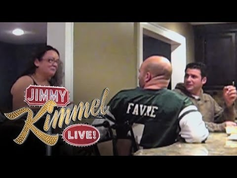 Jimmy Kimmel Challenge: Unplug the TV During the Super Bowl Game