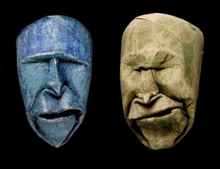 Toilet Paper Tube Faces by Junior Fritz Jacquet