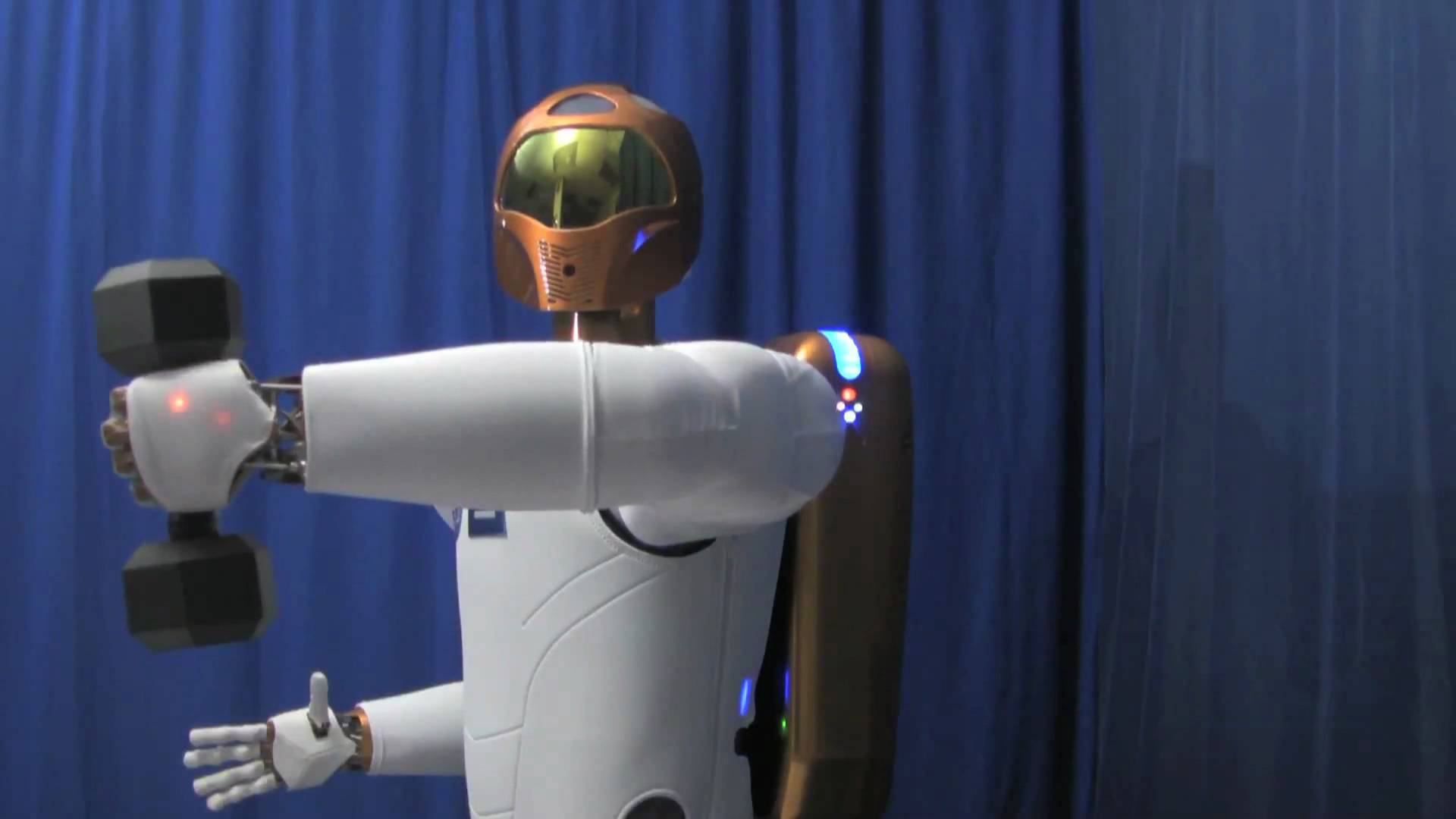 NASA & GM Help Advance Robotic Technology
