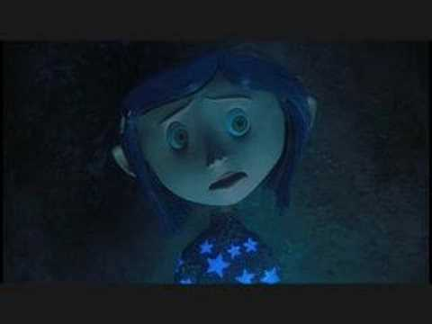 Neil Gaiman's Coraline, New Animated Film by Henry Selick & Laika