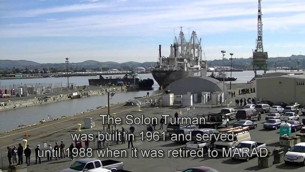 New Life for the San Francisco Bay Area's Mothball Fleet on Mare Island