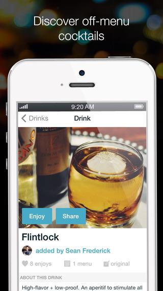 onthebar app