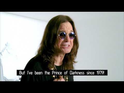 Ozzy Osbourne World of Warcraft TV Commercial