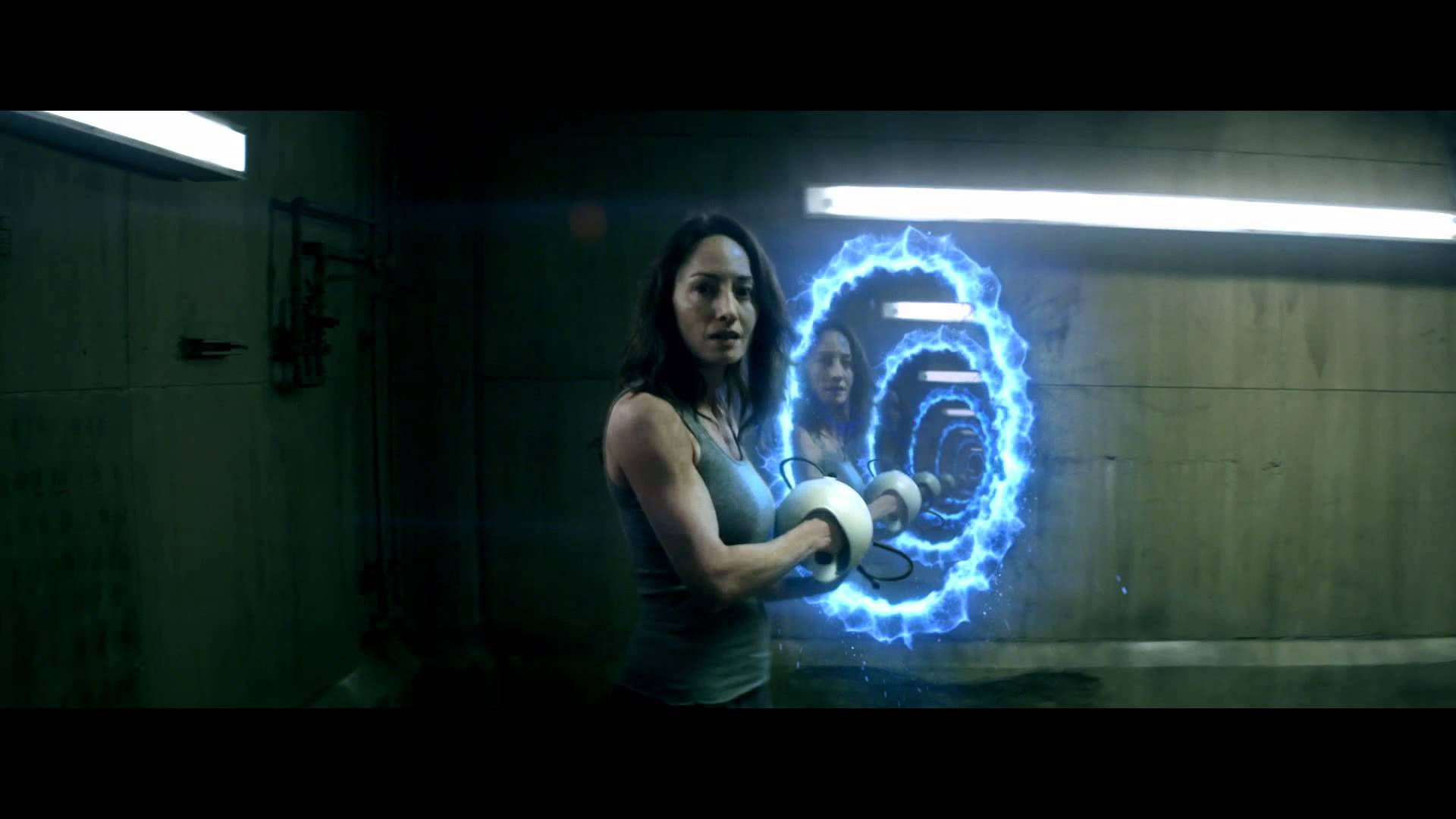 Portal: No Escape, A Live-Action Short Film Based on the Video Game Portal