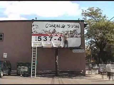 Quick Lobotomy Billboard Prank by Fauxreel